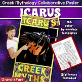 GREEK MYTHOLOGY ACTIVITY — ICARUS Collaborative Poster and Writing Project