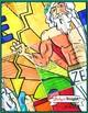 GREEK MYTHOLOGY COLLABORATIVE POSTER WITH GREEK GODS WRITING PROMPT