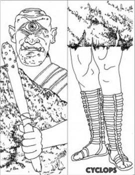GREEK MYTHOLOGY *TRIPLE* BUNDLE: Gods, Heroes, and Monsters—39 Big Galoots