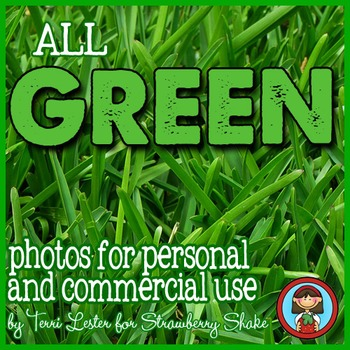 Photos Photographs GREEN Color Personal and Commercial Use