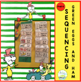 GREEN EGGS AND HAM. SEQUENCING