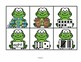 GREEN FROGS Counting to 10 - Seven Ways to Show Numbers
