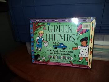 GREEN THUMBS     ISBN 1 55652 238 X