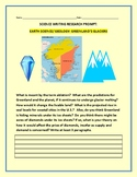 GREENLAND: SCIENCE WRITING RESEARCH PROMPT