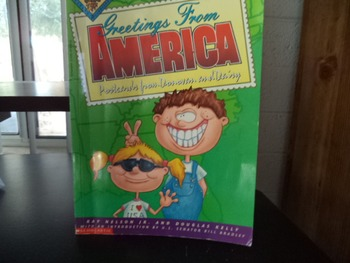 GREETINGS FROM AMERICA   0 590  97438 6