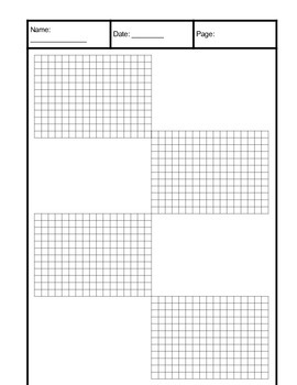 GRID BOXES GO MATH CHAPTER 2