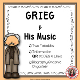 GRIEG Biography Research Activities
