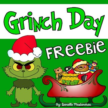 GRINCH Day FREEBIE