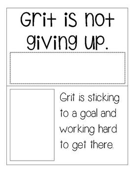 GRIT Booklet