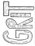 GRIT Coloring Page