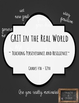 GRIT in the Real World Hyperdoc