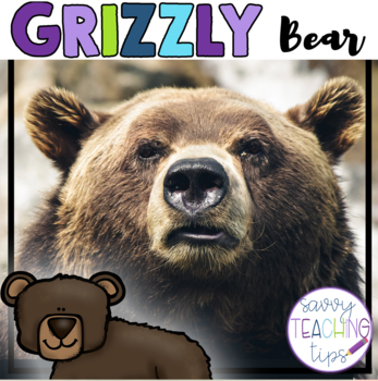 GRIZZLY BEAR - nonfiction animal research