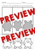GROUNDHOG DAY ACTIVITIES: GROUNDHOG DAY MATH PRINTABLES: SHAPES WORKSHEETS