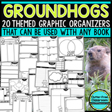 GROUNDHOG DAY | Graphic Organizers for Reading | Reading G