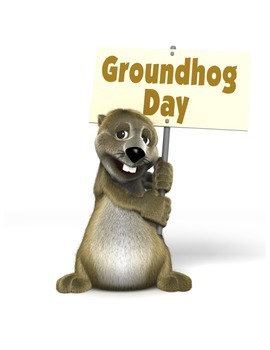 GROUNDHOG'S DAY ACTIVITIES (GRADES 2 - 4)