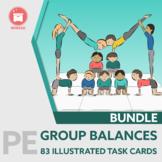 GROUP BALANCES | Bundle: 83 Pyramids + Poster + Pyramid De