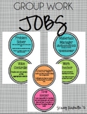 GROUP WORK JOBS {Necklaces!}
