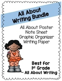 GROWING All About Writing Bundle