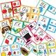 1st Grade Phonics Cards & Alphabet Cards D'Nealian ~ 1 Year