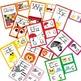 1st Grade Phonics Cards & Alphabet Cards Zaner-Bloser ~ 1 Year