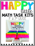 GROWING BUNDLE: 1st Grade and 2nd Grade Happy Little Task