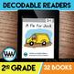 GROWING BUNDLE: 2nd Grade Decodable Readers ~ 32 Color/Blackline PDFs & eBooks