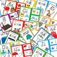 2nd Grade Phonics Cards & Alphabet Cards D'Nealian ~ 1 Year