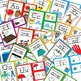 2nd Grade Phonics Cards & Alphabet Cards Zaner-Bloser ~ 1 Year