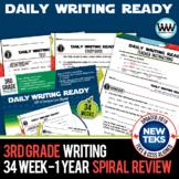 BUNDLE - 3rd Grade Daily Language Review New ELA TEKS