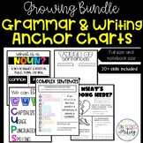 GROWING BUNDLE:  Anchor Chart and Interactive Notebook activities
