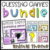 GROWING BUNDLE   BRAIN BREAK Games   Animal Theme   F2F an