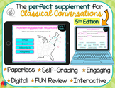 BUNDLE: CC Cycle 3 Interactive Review Cards [5th Ed.]