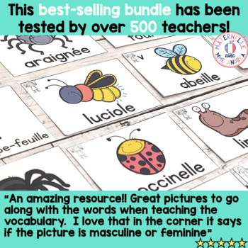 BUNDLE - Collection Mur de mots