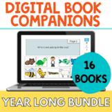 GROWING BUNDLE: Digital Adapted Book Companions