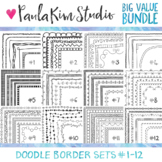 Borders - BIG BUNDLE