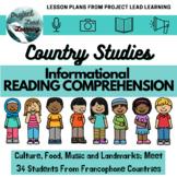 GROWING BUNDLE - VISIT 60 COUNTRIES: ELA + ELL Interactive