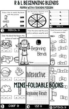 BUNDLE ELA Mini Flip Book Foldable