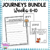 GROWING BUNDLE - Journeys Second Grade - Weeks 6-10