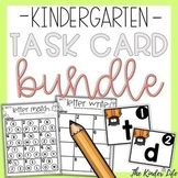 Kindergarten Write the Room Task Card BUNDLE