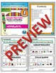 GROWING BUNDLE: Kindergarten Phonics Homework D'Nealian~1 Year