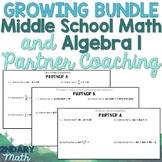 BUNDLE of Partner Coaching Activities