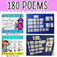 GROWING BUNDLE! POCKET CHART Sight Word Poems for Shared Reading