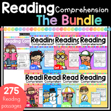 Kindergarten Reading Comprehension Passages and Questions