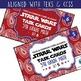 BUNDLE - STAAR WARS 5th Grade Math Task Cards ~ SETS 1-6
