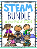 GROWING BUNDLE - STEAM/STEM Activities for the Year!