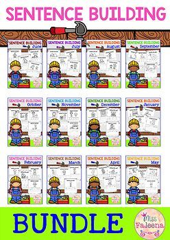graphic regarding Sentence Building Games Printable named Sentence Developing Worksheets (absolutely free) Academics Fork out Lecturers