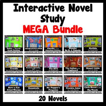 Interactive Novel Studies  - MEGA BUNDLE