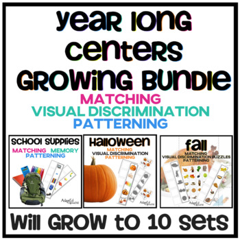 GROWING Bundle: Matching Memory and Patterning