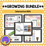 GROWING Interactive PDF Bundle