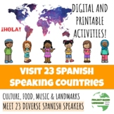 GROWING BUNDLE: Meet 25 Students from Across the Spanish S